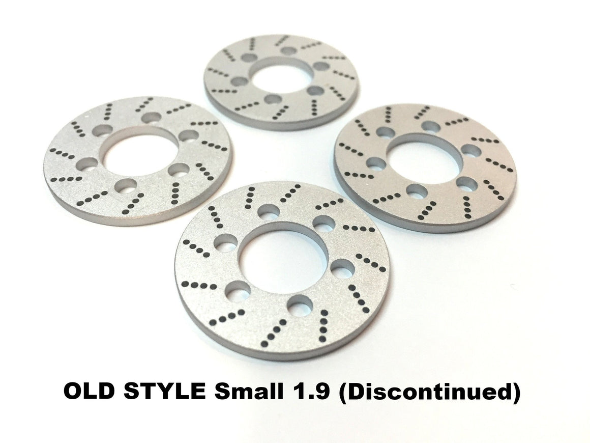 SuperShafty Scale Rotors