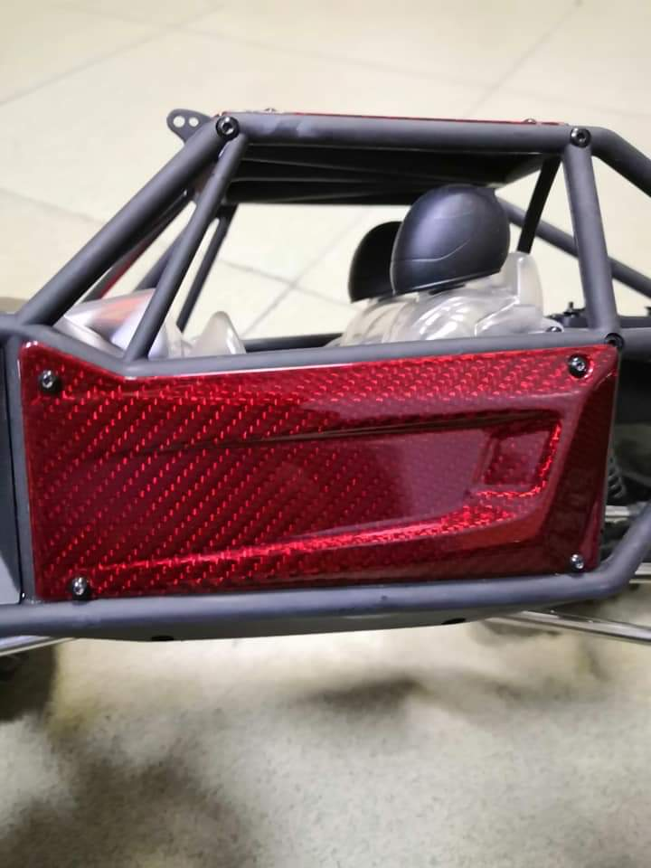 Vitavon Capra Carbon Fiber Body Panels