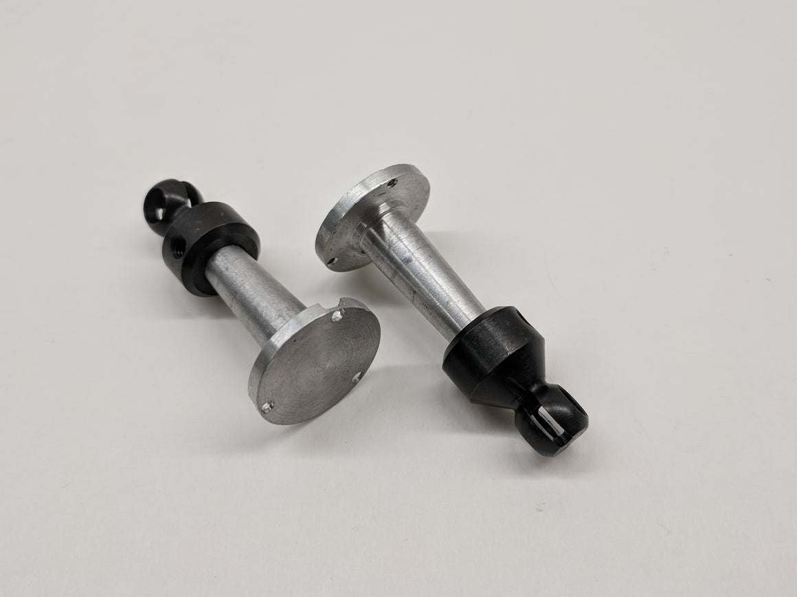 SuperShafty Bombproof 8mm Outputs