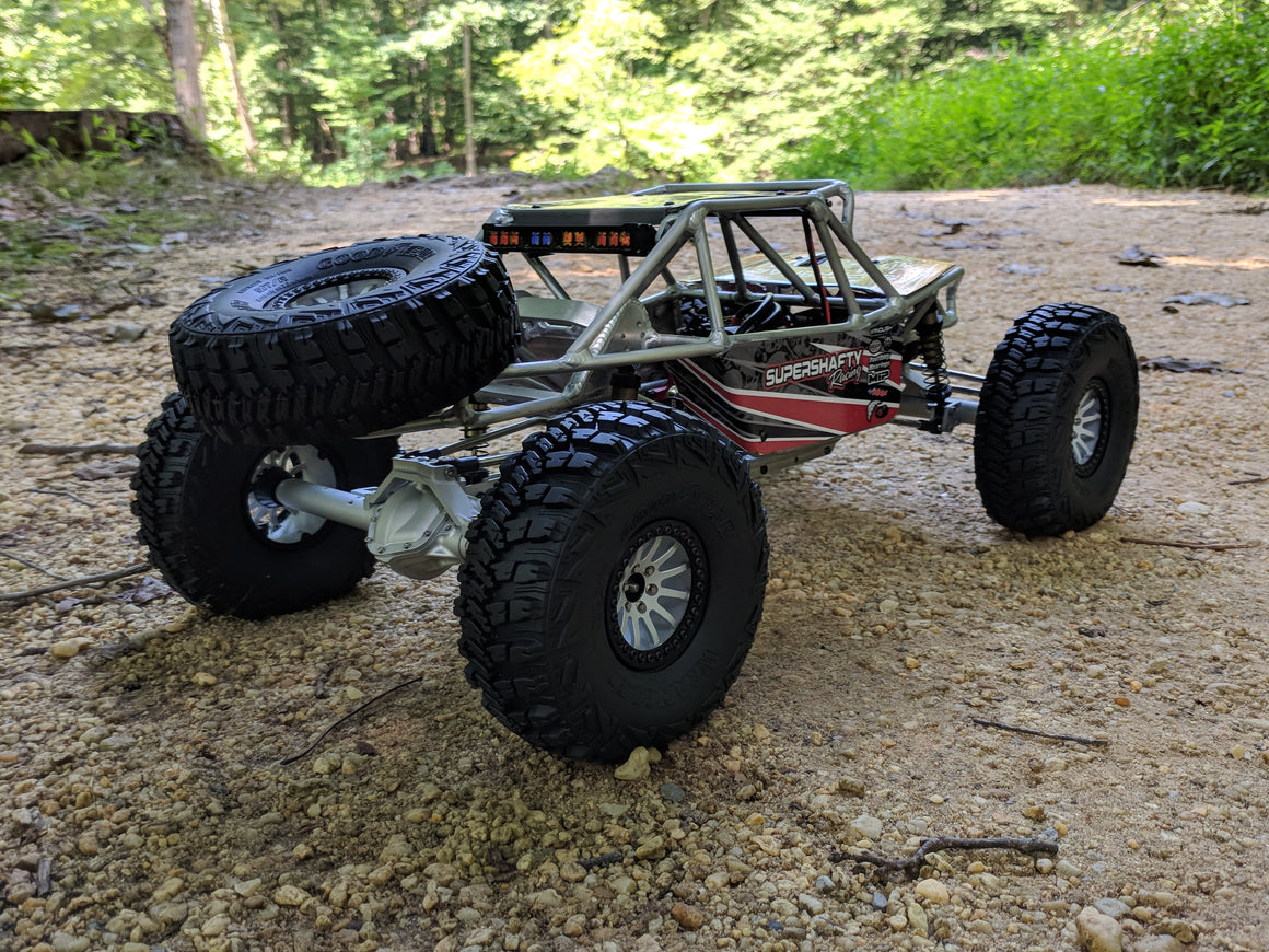 SuperShafty Custom Build - BGR Bomber