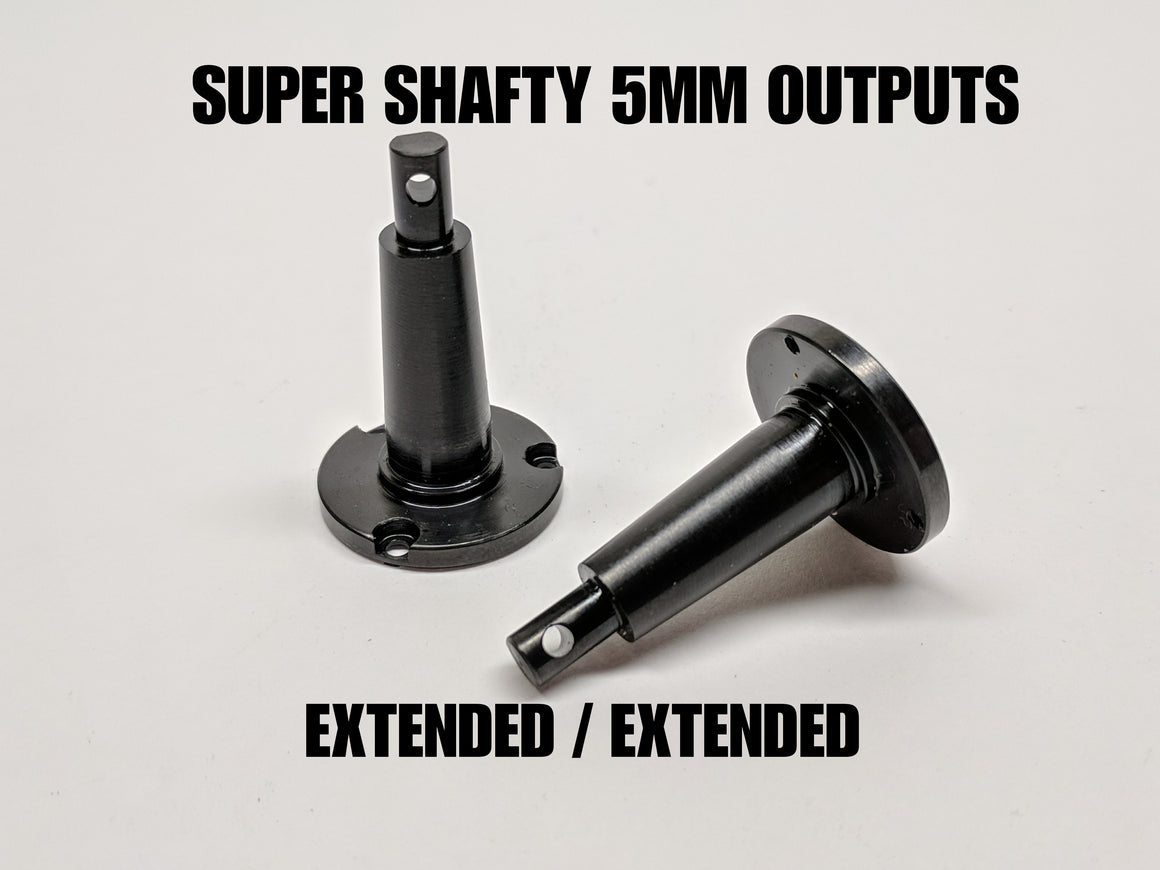 SuperShafty Bombproof 5mm Outputs