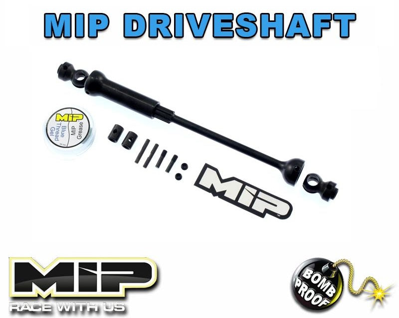 SuperShafty MIP X-Duty Driveline Kits - *Order By Measurement*