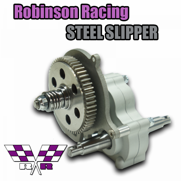 Robinson Racing 32P Slipper Kit Steel Slipper (56T)