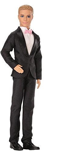 Barbie Groom Ken Fairytale Wedding Fashion Doll