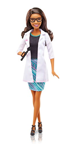 Barbie Careers Eye Doctor Doll