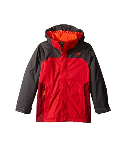 The North Face Kids Big Boys' Red Vortex TriClimate Jacket XL 18