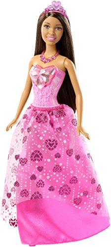 Barbie Princess Doll Gem Fashion