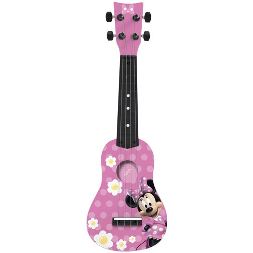 Disney Minnie Mouse Mini Guitar Ukulele