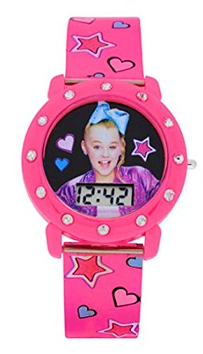 JoJo Siwa Mood Dial Kids Watch