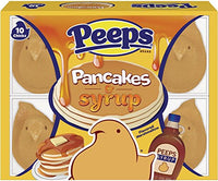 Limited Edition Pancakes & Syrup Peeps Chicks