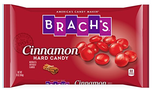 Brach's Cinnamon Hard Candy Disks (16 Ounce Bag)