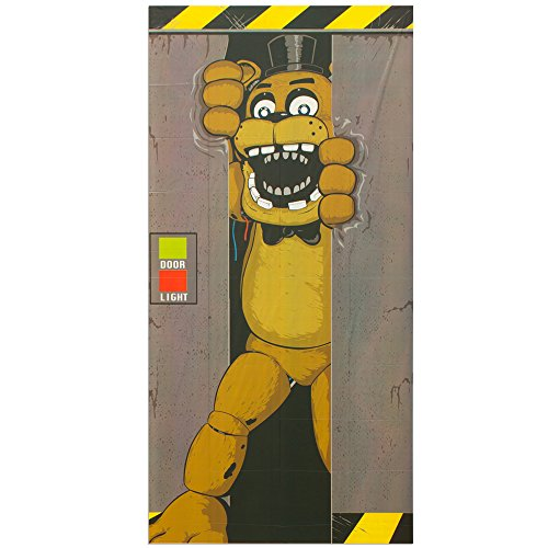 Five Nights at Freddy's Door Cover
