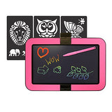 Color Burst  Pink Dashboard by Boogie Board eWriter