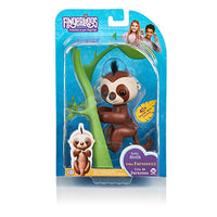 Fingerlings Interactive Baby Sloth Kingsley