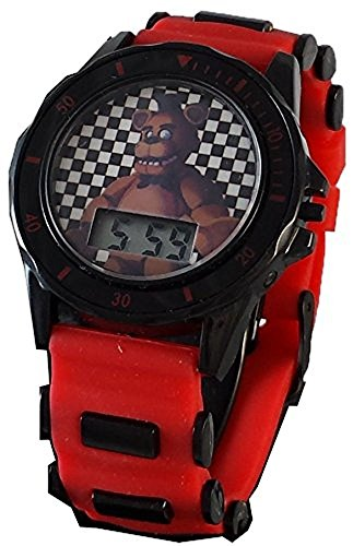 Five Nights at Freddy's Kids LCD Watch