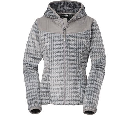 The North Face Oso Girls Jacket - X-Small/Metallic Silver Multi