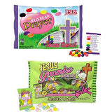 Christian Easter Candy Bundle: Jesus Promise Seeds and Jelly Bean Prayer Packs