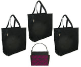 Grocery Bag Set - 3 Bags Plus Tote