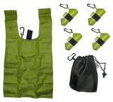 Clip-on Bag - Set of 5 with Pack Bag