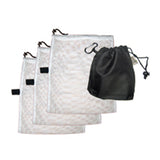 Produce Bags - Set of 3 with Pack Bag