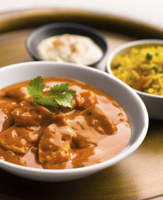 Grandma's Butter Chicken with Pilau Rice
