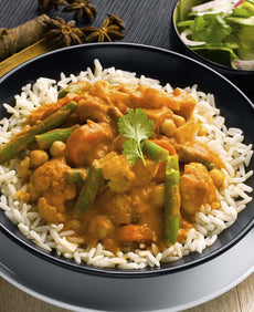 Indian Butter Chickpea Curry