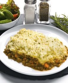 Rustic Lentil and Vegetable Cottage Pie