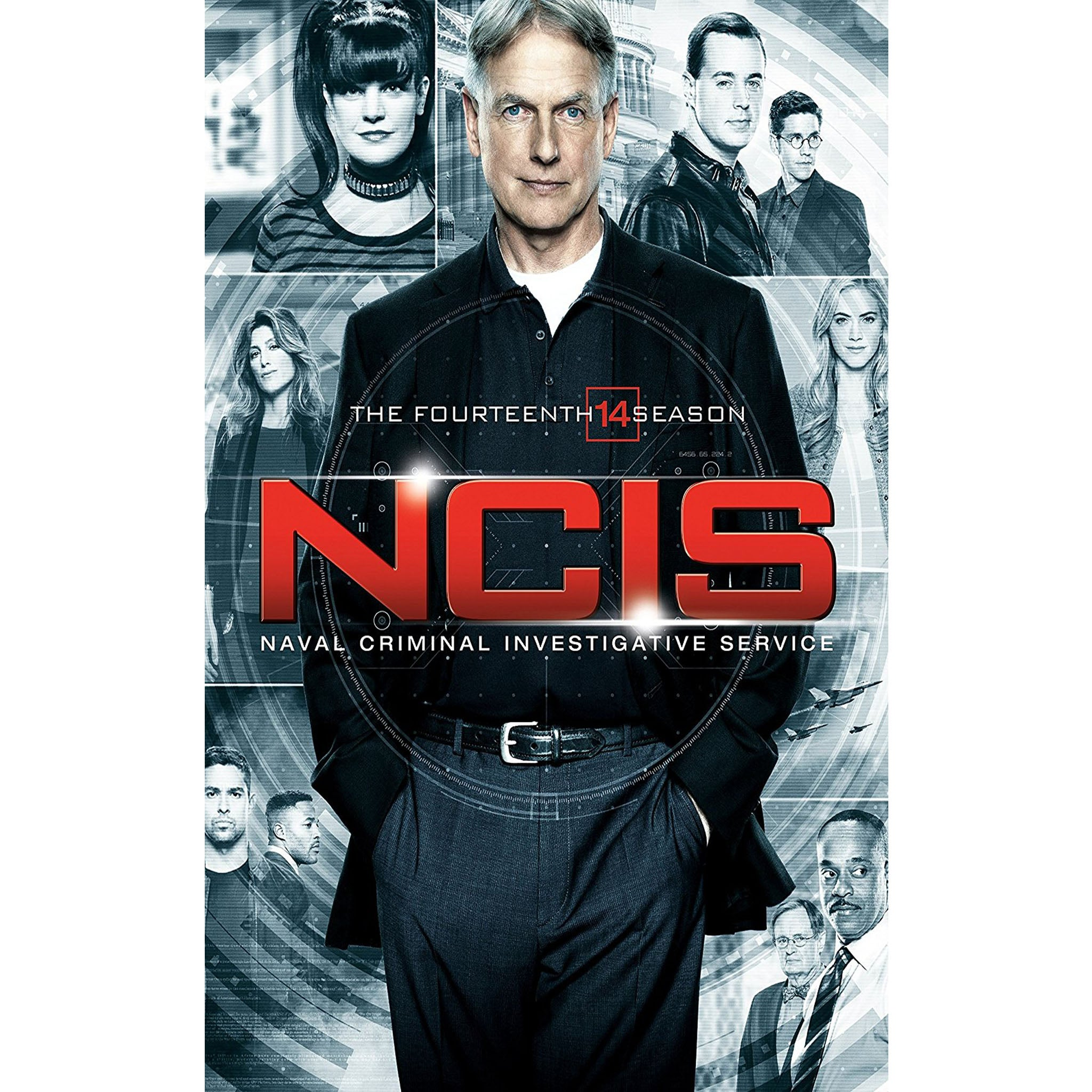 NCIS Season 14 (DVD) - DVDsHQ