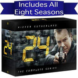 24 DVD Complete Series Box Set 20th Century Fox DVDs & Blu-ray Discs > DVDs > Box Sets