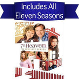 7th Heaven DVD Series Complete Box Set Warner Brothers DVDs & Blu-ray Discs > DVDs > Box Sets