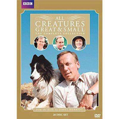 All Creatures Great & Small DVD Series Complete Collection Box Set BBC America DVDs & Blu-ray Discs > DVDs > Box Sets