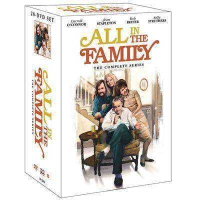 All in the Family DVD Series Complete Box Set Shout! Factory DVDs & Blu-ray Discs > DVDs > Box Sets