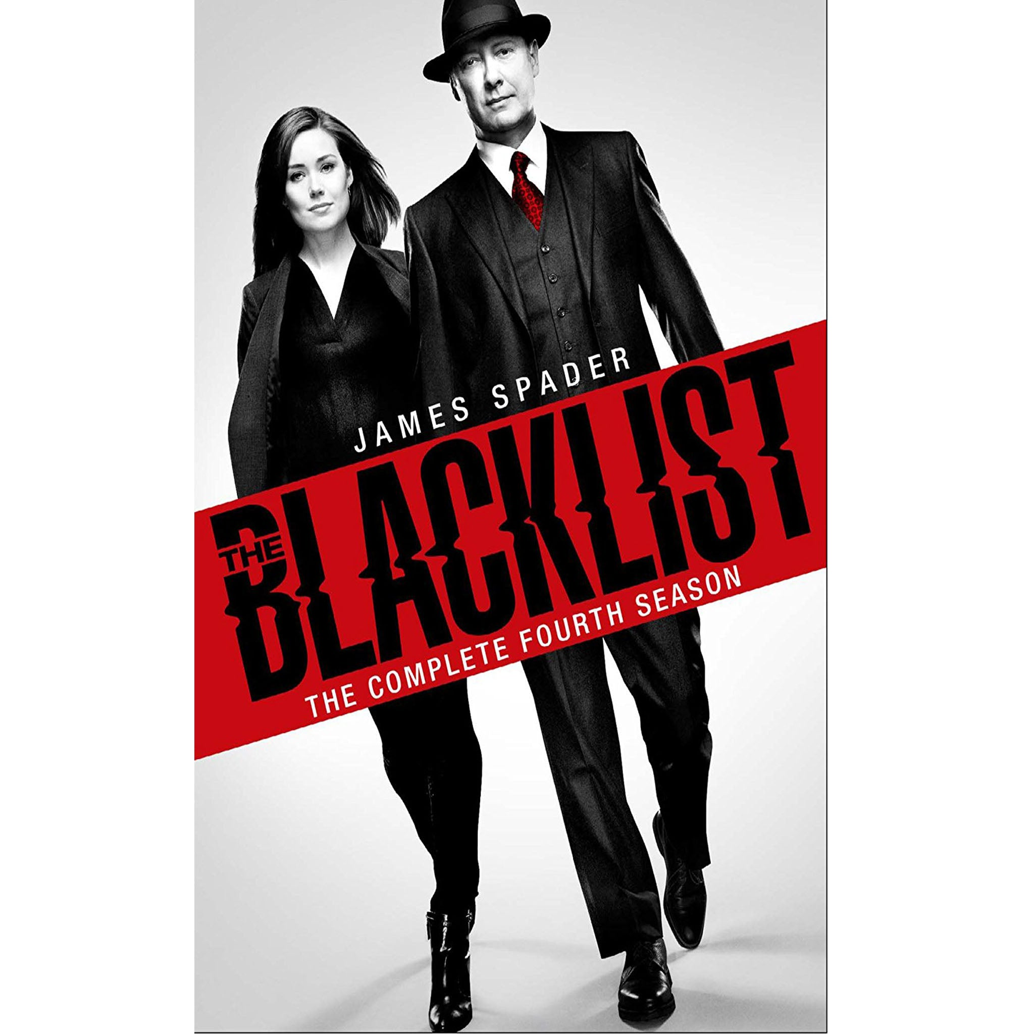 The Blacklist Season 4 (DVD) - DVDsHQ