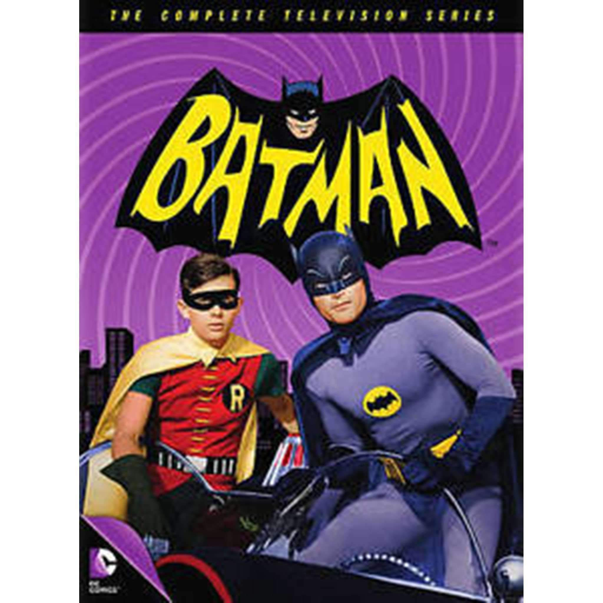 Batman TV Series DVD Complete Box Set 20th Century Fox DVDs & Blu-ray Discs > DVDs > Box Sets