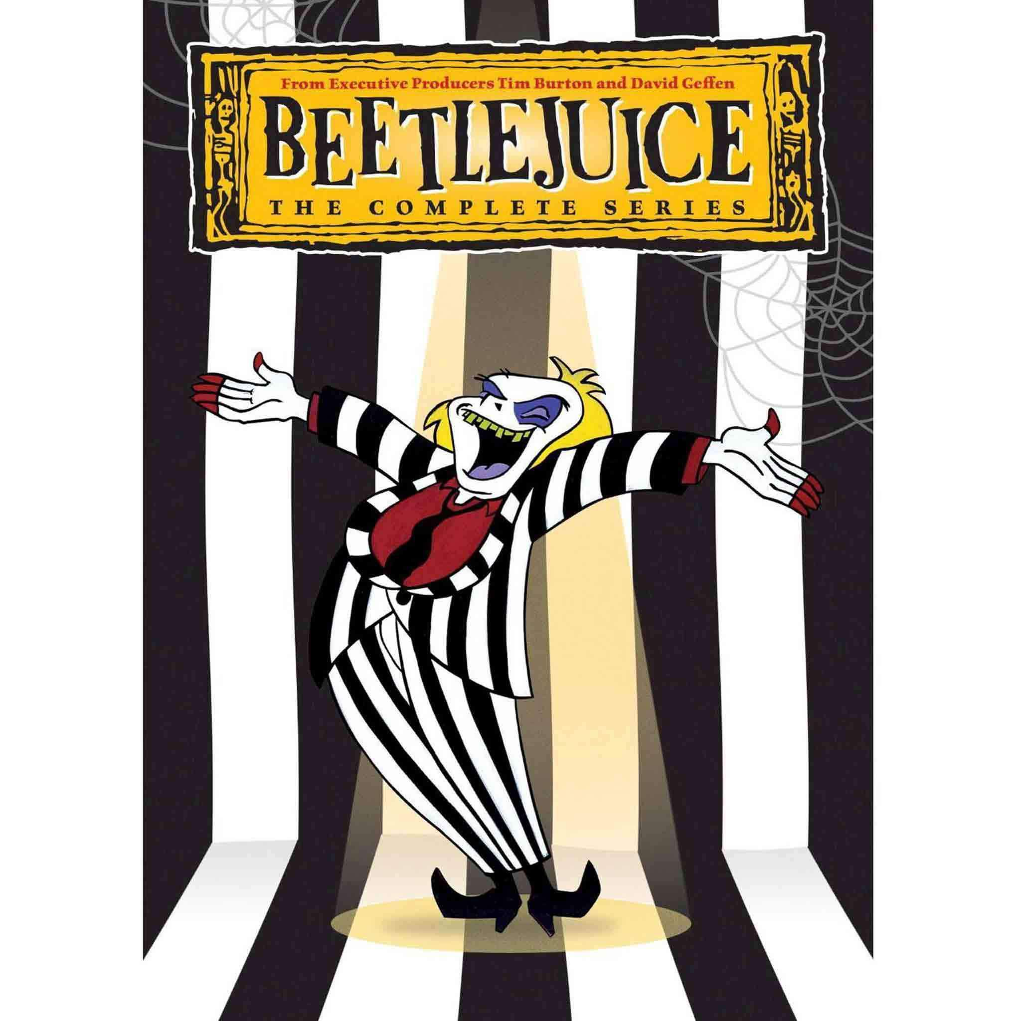 Beetlejuice DVD Series Complete Box Set Shout! Factory DVDs & Blu-ray Discs > DVDs > Box Sets