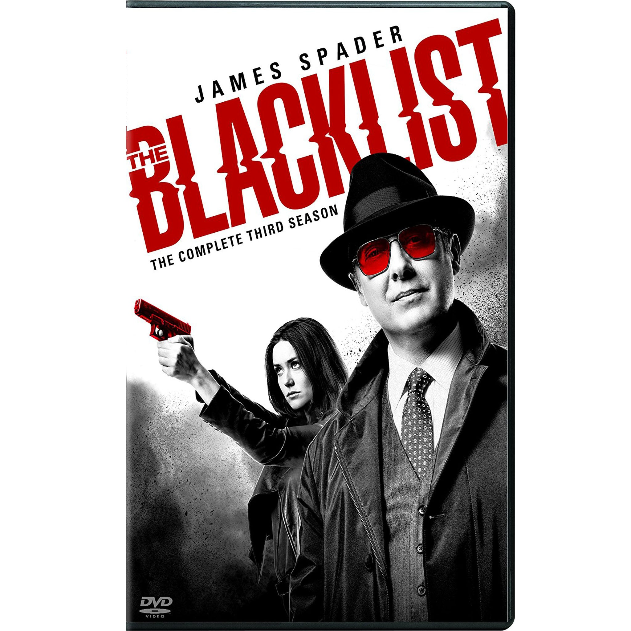 The Blacklist: Season 3 (DVD) - DVDsHQ