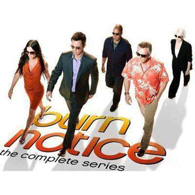 Burn Notice DVD Complete Series Box Set 20th Century Fox DVDs & Blu-ray Discs > DVDs > Box Sets