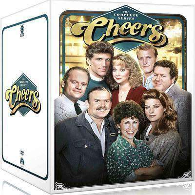 Cheers DVD Complete Series Box Set Paramount Home Entertainment DVDs & Blu-ray Discs > DVDs > Box Sets