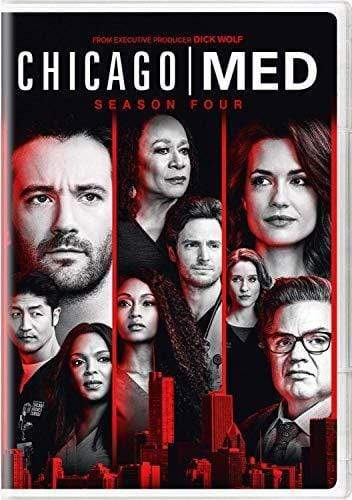 Chicago Med Season 4 DVD - DVDsHQ