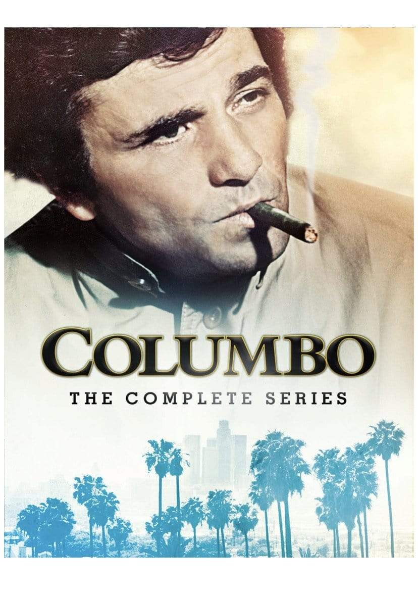 Columbo DVD Complete Series Box Set Universal Studios DVDs & Blu-ray Discs > DVDs > Box Sets