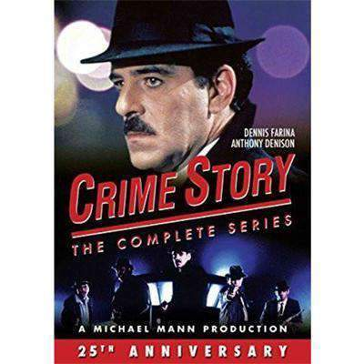 Crime Story DVD Complete Series Box Set Image Entertainment DVDs & Blu-ray Discs > DVDs > Box Sets