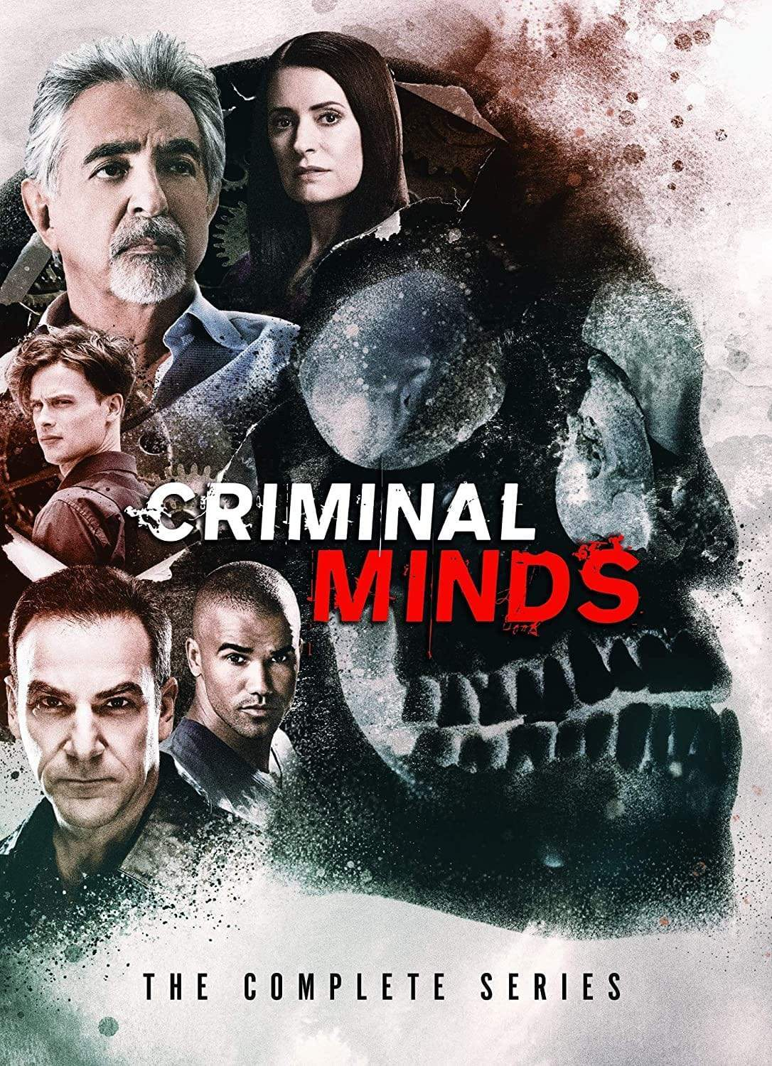 Criminal Minds DVD Seasons 1-15 Set Paramount Home Entertainment DVDs & Blu-ray Discs > DVDs