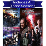 Dark Matter DVD Seasons 1-3 Set Funimation DVDs & Blu-ray Discs > DVDs