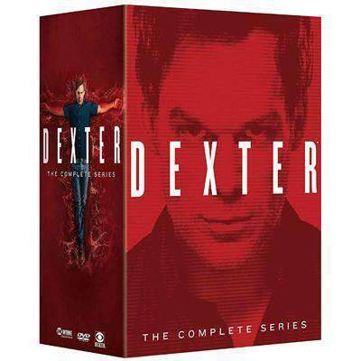 Dexter DVD Complete Series Box Set - DVDsHQ
