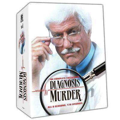 Diagnosis Murder DVD Complete Series Box Set CBS DVDs & Blu-ray Discs > DVDs > Box Sets