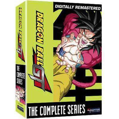 Dragon Ball GT DVD Complete Series Box Set Funimation DVDs & Blu-ray Discs > DVDs > Box Sets