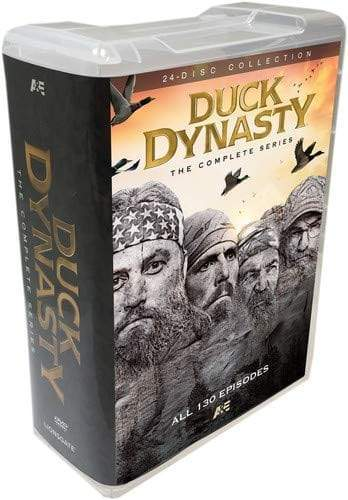 Duck Dynasty TV Series Seasons 1-7 DVD Set A&E DVDs & Blu-ray Discs > DVDs