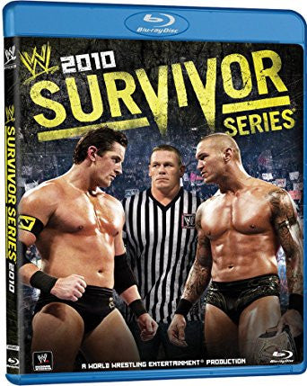 WWE: Survivor Series  (Blu-ray) - DVDsHQ
