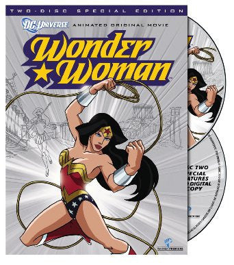 Wonder Woman 2009 (Two-Disc Special Edition) (DVD) - DVDsHQ