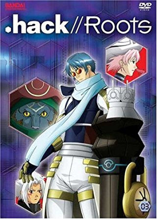 hack//Roots, Vol. 3 (DVD) - DVDsHQ